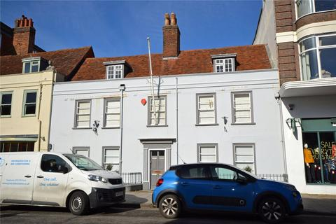 Plot for sale - High Street, Lymington, SO41
