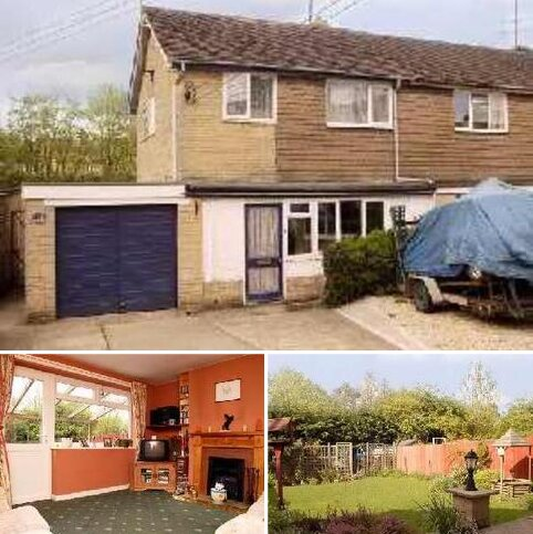 2 bedroom semi-detached house for sale - South Street,  Middle Barton,  OX7