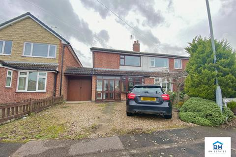 3 bedroom semi-detached house for sale - Lichfield Drive, Blaby, LE8