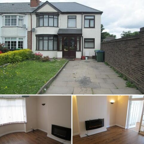 3 bedroom semi-detached house to rent - All Saints Way, West Bromwich  B71