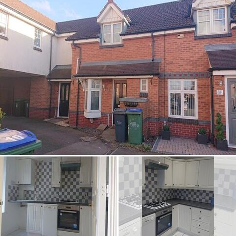 2 bedroom terraced house to rent - Brunel Drive , Tipton, West Midlands DY4