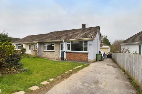 2 bedroom semi-detached bungalow for sale - Cooke Drive, Ipplepen
