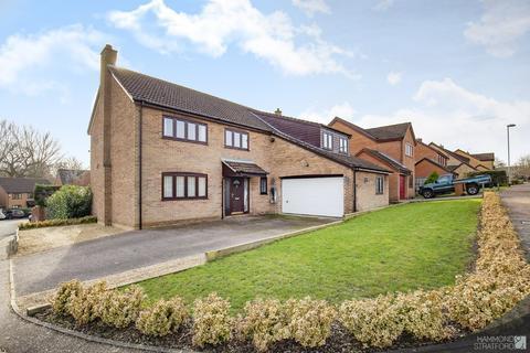 5 bedroom detached house for sale - Armitage Close, Cringleford
