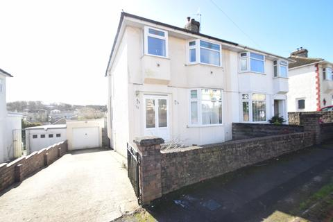 3 bedroom semi-detached house for sale - 71 Parkfields Road, Bridgend, Bridgend County Borough, CF31 4BJ