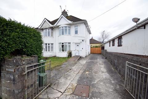 3 bedroom semi-detached house for sale - Woodford, Brynna Road, Pencoed, Bridgend, Bridgend County Borough, CF35 6PD