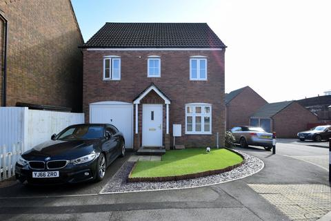 3 bedroom detached house for sale - 32 Church Bell Sound, Bridgend, Bridgend County Borough, CF31 4QH