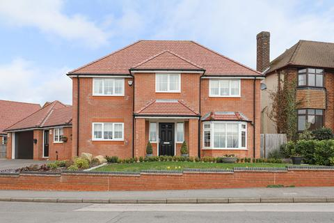 4 bedroom detached house for sale - Central Drive, Wingerworth