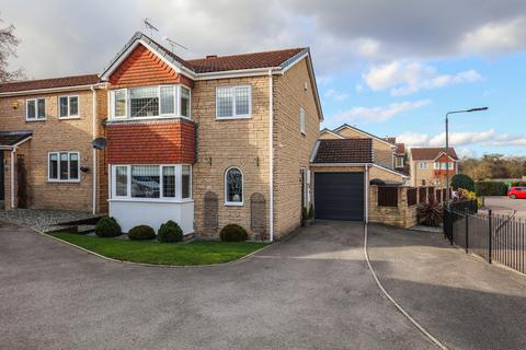 4 bedroom detached house for sale - Campion Drive, Killamarsh