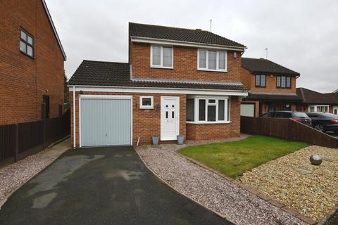 4 bedroom detached house for sale - Country Meadows, Market Drayton