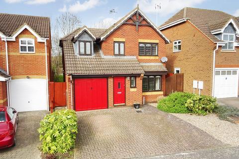 3 bedroom detached house for sale - Tymecrosse Gardens, Market Harborough