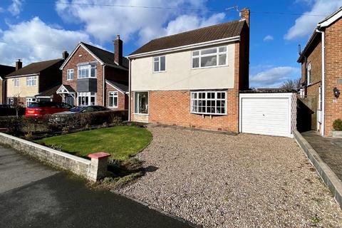 3 bedroom detached house for sale - Wells Road, Ashby-de-la-Zouch