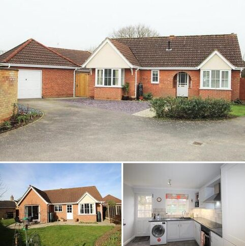 3 bedroom detached bungalow for sale - Mayfield, Leavenheath, Colchester CO6 4US