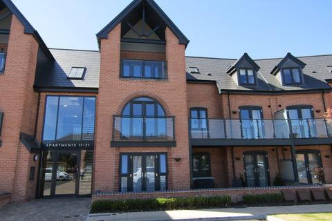 2 bedroom apartment to rent - Lakeside Apartments, Barton Marina