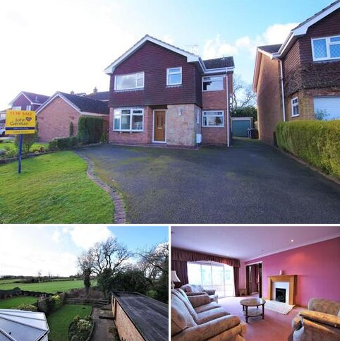4 bedroom detached house for sale - Windmill Drive, Uttoxeter
