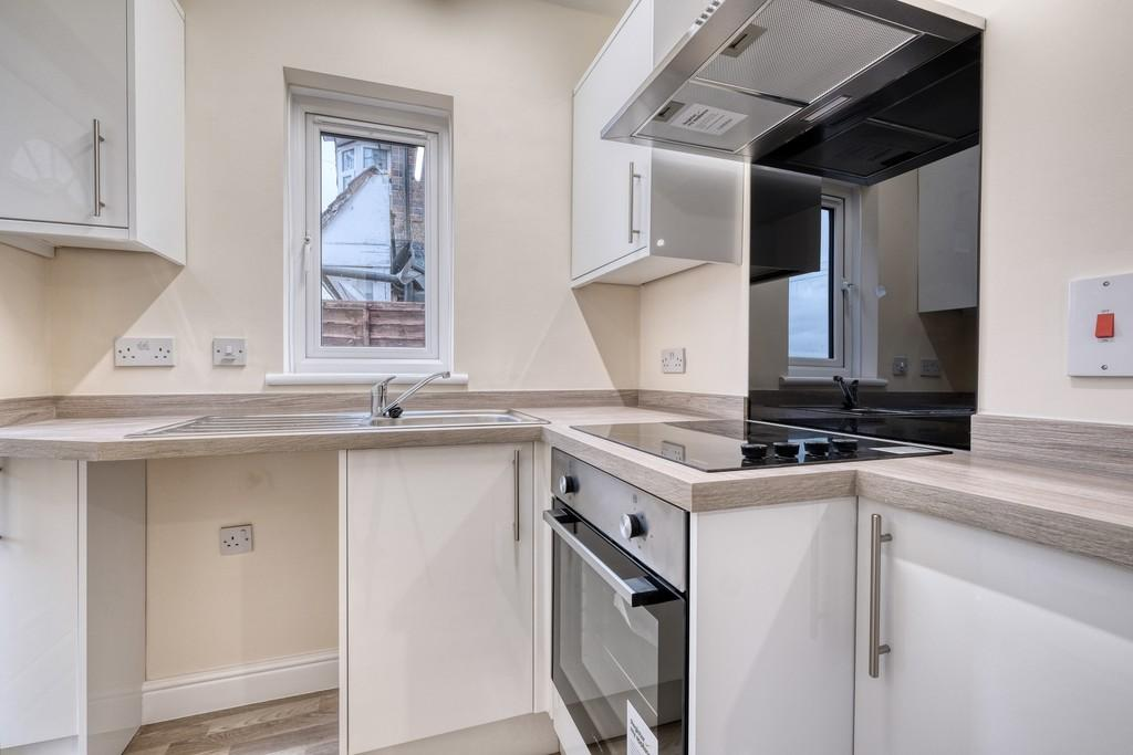 Flat B Kitchen