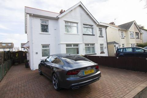 3 bedroom semi-detached house for sale - South Clive Street, Grangetown