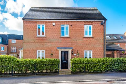 3 bedroom detached house for sale - Redstone Way, Whiston, Prescot