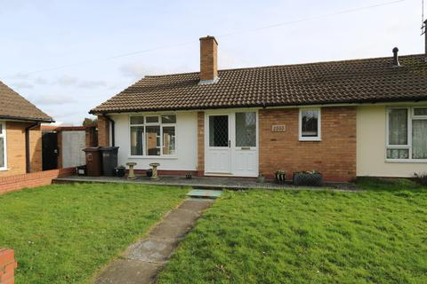 2 bedroom semi-detached bungalow for sale - Stratford Road, Hockley Heath