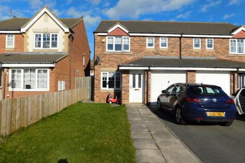 3 bedroom semi-detached house for sale - SEDGEWICK CLOSE, WEST VIEW, HARTLEPOOL