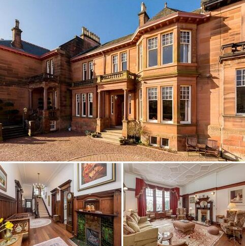 4 bedroom property for sale - Kings Gate, Victoria Crescent Road, Glasgow,  G12