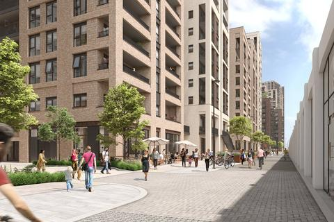 1 bedroom apartment for sale - Brunel Street Works, Canning Town, E16