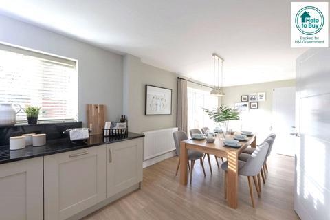 3 bedroom semi-detached house for sale - Limewood Grange, Allington Lane, Fair Oak, Eastleigh, SO50
