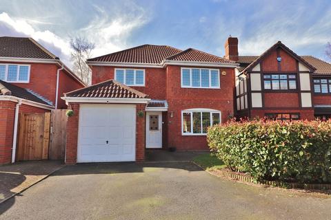 4 bedroom detached house for sale - Marsett, Wilnecote