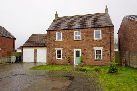 4 bedroom detached house for sale - Ackrill Close, Coningsby