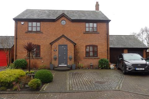 4 bedroom detached house for sale - Brickwall Green, Sefton Village