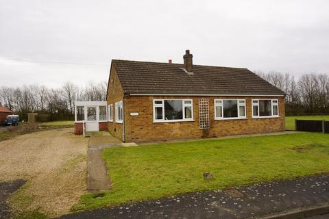 3 bedroom detached bungalow for sale - Church Road, Stickford