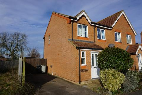 3 bedroom semi-detached house for sale - Mary Lovell Way, Stickney