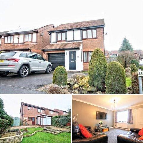 3 bedroom detached house for sale - Brackenbeds Close, Pelton, Chester Le Street, DH2