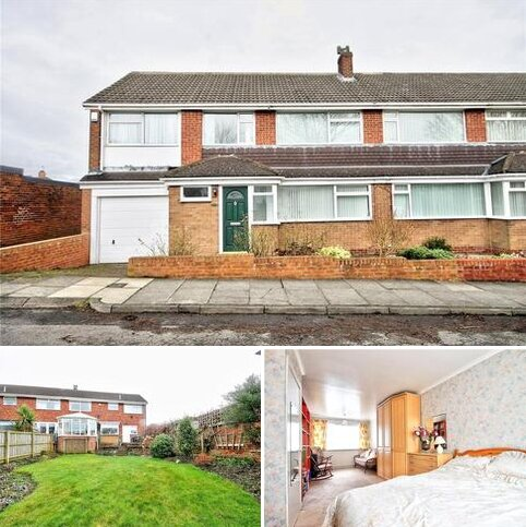 4 bedroom end of terrace house for sale - Kinloch Court, Garden Farm, Chester Le Street, DH2