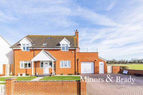 4 bedroom detached house for sale - Old Coast Road, Ormesby