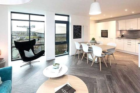 2 bedroom flat for sale - Plot 9, SW5 - G3 Square, Minerva Street, Glasgow, G3