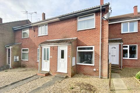 2 bedroom terraced house for sale - Thorndale Croft, Wetwang