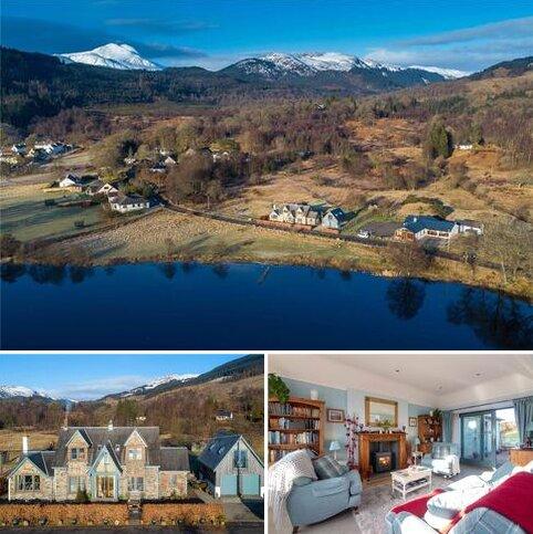 4 bedroom detached house for sale - Aros, Kinlochard, Stirling, FK8