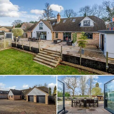 5 bedroom detached house for sale - Abergail, First Drift, Wothorpe, Stamford, Lincolnshire, PE9