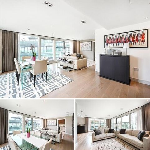 3 bedroom flat for sale - Compass House, Chelsea Creek, 5 Park Street, London, SW6
