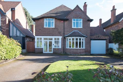 4 bedroom detached house for sale - Somerville Road, Sutton Coldfield