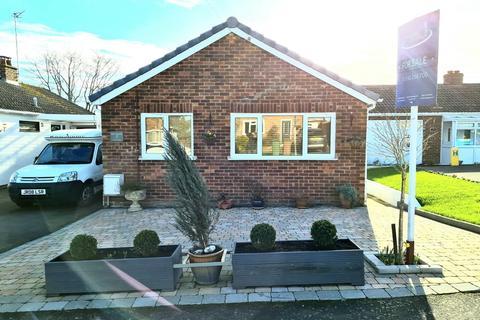 2 bedroom detached bungalow for sale - Laurel Close, Drakes Broughton