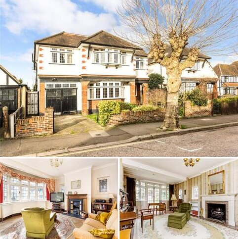 6 bedroom detached house for sale - Monkhams Avenue, Woodford Green, Essex, IG8