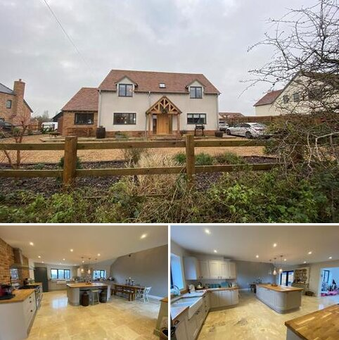 3 bedroom detached house to rent - Little Heath, Gamlingay