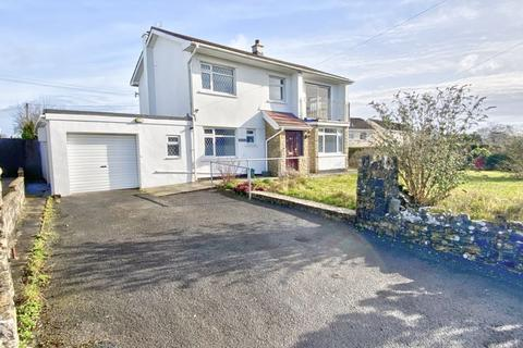 4 bedroom detached house for sale - Springside, Llanmaes, CF61 2XR
