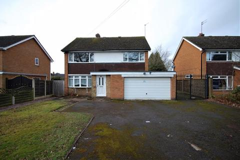 4 bedroom detached house for sale - Woodthorne Road South, Tettenhall, Wolverhampton WV6