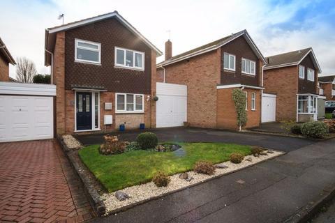 3 bedroom detached house for sale - Hazel Gardens, Codsall, Wolverhampton