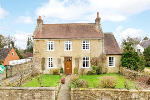 3 bedroom detached house for sale - High Street, Whittlebury, Towcester, Northamptonshire, NN12