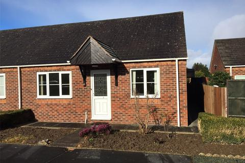 2 bedroom bungalow to rent - Criggion Close, Four Crosses, Llanymynech, Powys, SY22