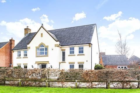 5 bedroom detached house for sale - Nocton Road, Alexandra Park, Wroughton, Wiltshire, SN4