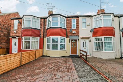 2 bedroom terraced house for sale - Cardigan Road, Hull